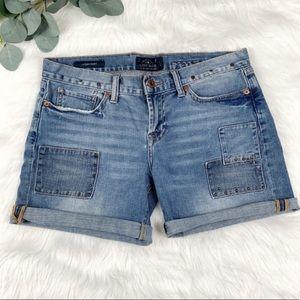 Lucky Brand | Laguna Patch Shorts